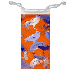 Seagull Gulls Coastal Bird Bird Jewelry Bag