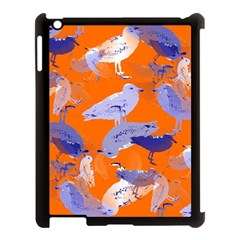 Seagull Gulls Coastal Bird Bird Apple Ipad 3/4 Case (black)