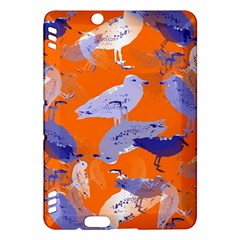 Seagull Gulls Coastal Bird Bird Kindle Fire Hdx Hardshell Case
