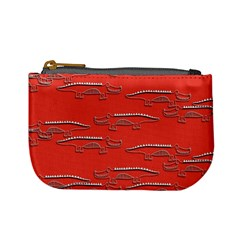 Crocodile Alligator Pattern Mini Coin Purses