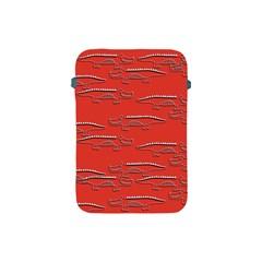 Crocodile Alligator Pattern Apple Ipad Mini Protective Soft Cases