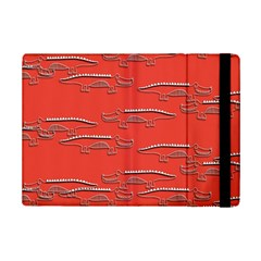 Crocodile Alligator Pattern Ipad Mini 2 Flip Cases