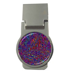 Modern Abstract 45a Money Clips (round)