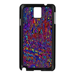 Modern Abstract 45a Samsung Galaxy Note 3 N9005 Case (black)