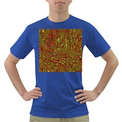 Modern Abstract 45c Dark T Shirt