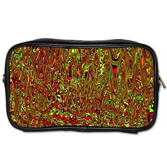 Modern Abstract 45c Toiletries Bags 2 Side