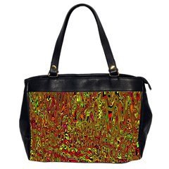 Modern Abstract 45c Office Handbags (2 Sides)
