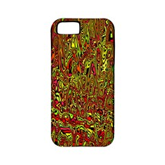 Modern Abstract 45c Apple Iphone 5 Classic Hardshell Case (pc+silicone)