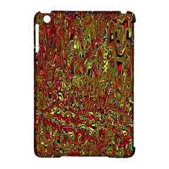 Modern Abstract 45c Apple Ipad Mini Hardshell Case (compatible With Smart Cover)