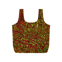 Modern Abstract 45c Full Print Recycle Bags (s)