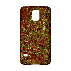 Modern Abstract 45c Samsung Galaxy S5 Hardshell Case