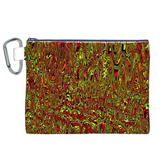 Modern Abstract 45c Canvas Cosmetic Bag (xl)
