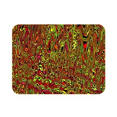 Modern Abstract 45c Double Sided Flano Blanket (mini)