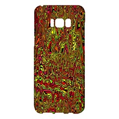 Modern Abstract 45c Samsung Galaxy S8 Plus Hardshell Case