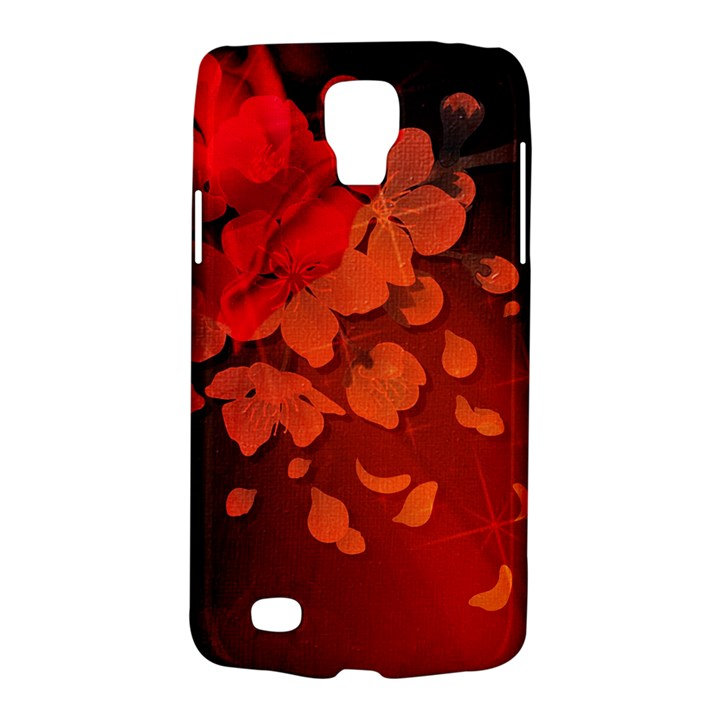 Cherry Blossom, Red Colors Galaxy S4 Active