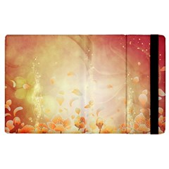 Flower Power, Cherry Blossom Apple Ipad 3/4 Flip Case