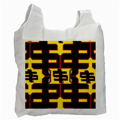 Give Me The Money Recycle Bag (one Side)