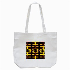 Give Me The Money Tote Bag (white)