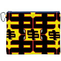 Give Me The Money Canvas Cosmetic Bag (xxxl)