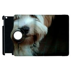 Tibetan Terrier 2 Apple Ipad 2 Flip 360 Case