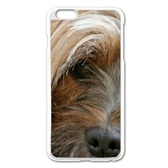 Tibetan Terrier 3 Apple Iphone 6 Plus/6s Plus Enamel White Case