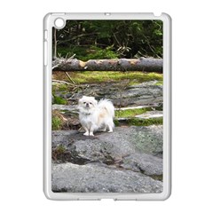Pekingese Full Apple Ipad Mini Case (white)