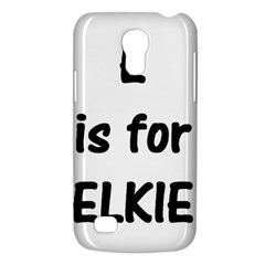 E Is For Elkie Galaxy S4 Mini
