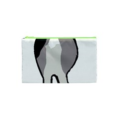 Elkie Dog Butt Cosmetic Bag (xs)