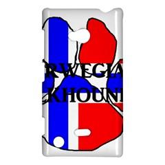 Norwegian Elkhound Name Norway Flag Paw Nokia Lumia 720
