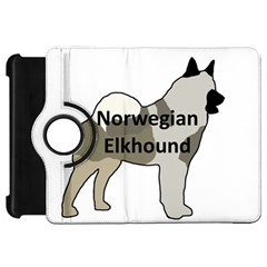 Norwegian Elkhound Name Silo Color Kindle Fire Hd 7
