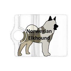 Norwegian Elkhound Name Silo Color Kindle Fire Hd (2013) Flip 360 Case
