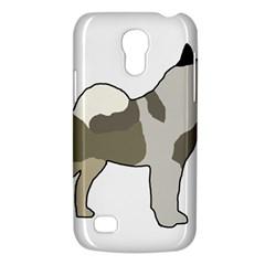 Norwegian Elkhound Silo Color Galaxy S4 Mini
