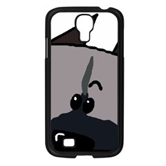 Peeping Elkie Samsung Galaxy S4 I9500/ I9505 Case (black)