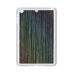 Stylish Rainbow Strips Ipad Mini 2 Enamel Coated Cases