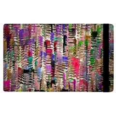 Colorful Shaky Paint Strokes                        Kindle Fire (1st Gen) Flip Case