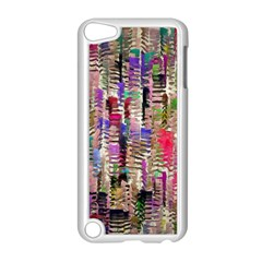 Colorful Shaky Paint Strokes                        Apple Ipod Touch 5 Case (black)
