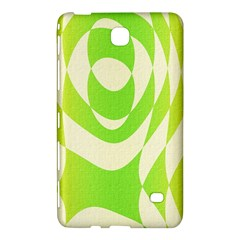 Green Shapes Canvas                        Samsung Galaxy Tab 4 (7 ) Hardshell Case