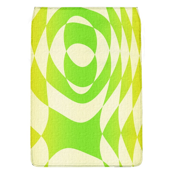 Green shapes canvas                        Samsung Galaxy Grand DUOS I9082 Hardshell Case