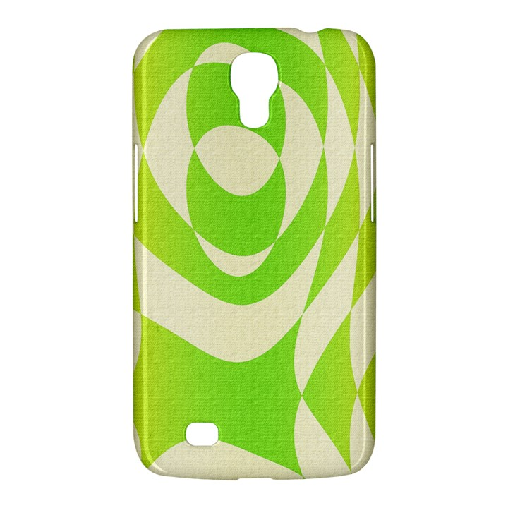 Green shapes canvas                        Sony Xperia Sp (M35H) Hardshell Case