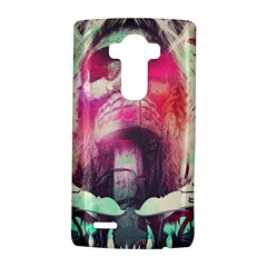 Skull Shape Light Paint Bright 61863 3840x2400 Lg G4 Hardshell Case