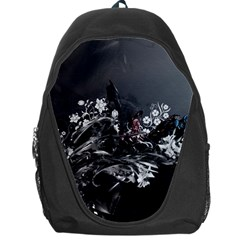 Shape Pattern Light Color Line  Backpack Bag