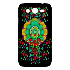 Rain Meets Sun In Soul And Mind Samsung Galaxy Mega 5 8 I9152 Hardshell Case