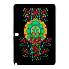 Rain Meets Sun In Soul And Mind Samsung Galaxy Tab Pro 12 2 Hardshell Case