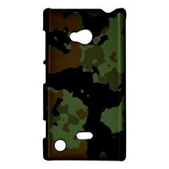 Military Background Texture Surface  Nokia Lumia 720