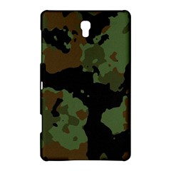 Military Background Texture Surface  Samsung Galaxy Tab S (8 4 ) Hardshell Case