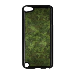 Military Background Spots Texture  Apple Ipod Touch 5 Case (black)
