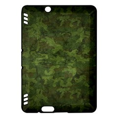 Military Background Spots Texture  Kindle Fire Hdx Hardshell Case
