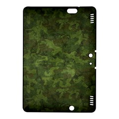 Military Background Spots Texture  Kindle Fire Hdx 8 9  Hardshell Case