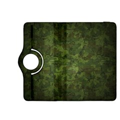 Military Background Spots Texture  Kindle Fire Hdx 8 9  Flip 360 Case