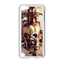Mad Max Mad Max Fury Road Skull Mask  Apple Ipod Touch 5 Case (white)